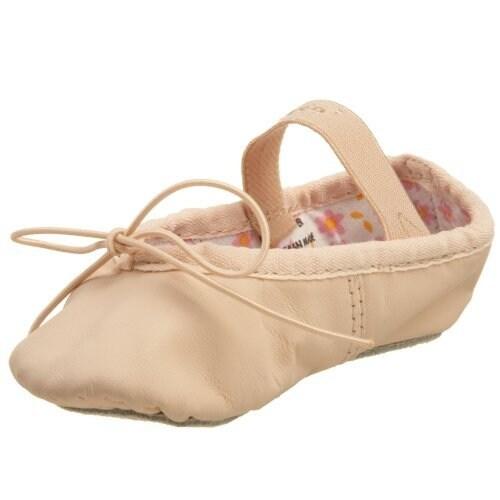 Capezio Daisy 205 Ballet Shoe (Toddler/Little Kid),Ballet Pink,13 W Us Little Kid - 13w
