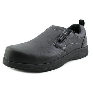 HyTest by Wolverine Conductive Men Composite Toe Leather Work Shoe