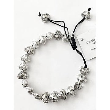 HOPE BRACELET or ANKLET - Silver