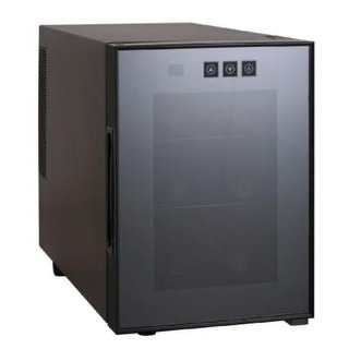 Koolatron 6 Bottle Wine Cellar - Black
