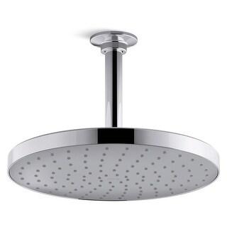 """Kohler K-76465 Awaken 10"""" 2.0 GPM Single Function Rain Shower Head - Less Shower Arm and Flange - n/a"""