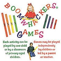 Rhythm Band Instruments BB200 Boomwhackers Games CD