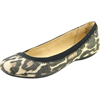 Bandolino Edition   Round Toe Leather  Flats