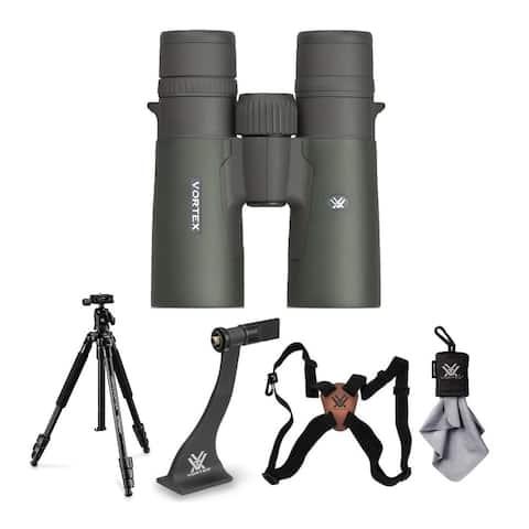 Vortex Razor HD 10x42 Binoculars Complete Hunter's Outfit
