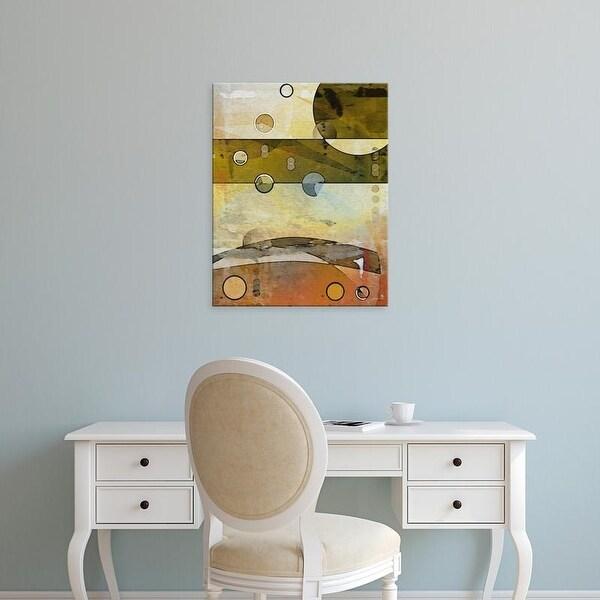 Easy Art Prints James Burghardt's 'Thru the Atmosphere II' Premium Canvas Art