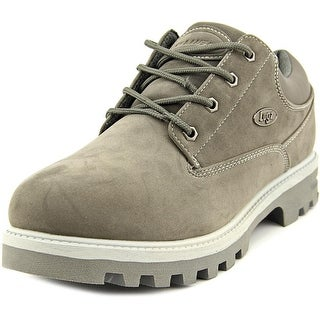 Lugz Empire Lo WR Round Toe Synthetic Work Shoe