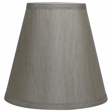 Many Selections Table Lamp Shade, 5 inch Top, 9 inch Bottom, 8.5 inch Slant