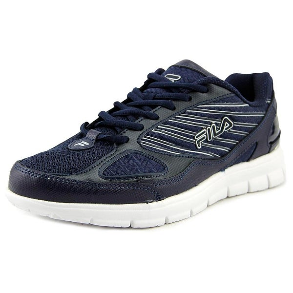 Fila Isotope fnvy/wht/msil Running Shoes