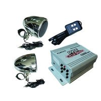 Pyle Motorcycle Amp with Dual Handle Speakers