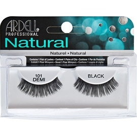 Ardell Fashion Lashes, [101] Demi Black 1 pair