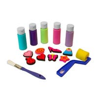 Elmer's Washable Paints and Stampers in Fun Fashion Shapes
