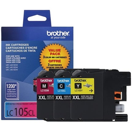 Brother LC1053PKSB Brother Printer LC1053PKS Ink