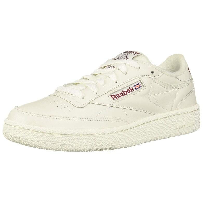 Shop Reebok Mens Club C 85 Mu Sneaker