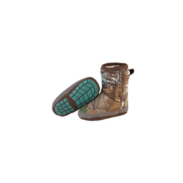 a0caea51438d Shop Muck Boots Real Tree Extra My First Mucks w  Warm Faux Fur ...