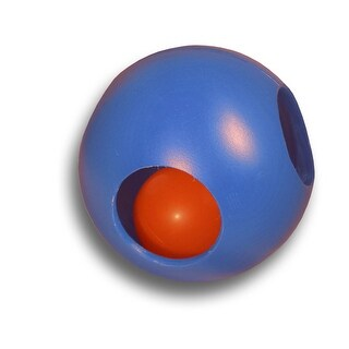 "Hueter Toledo Paw-zzle Ball 6 inches Assorted 6"" x 6 "" x 6"""