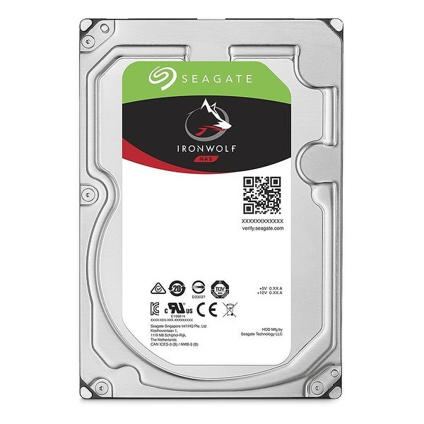 Seagate - Ironwolf 6Tb 3.5 Inch 7200Rpm Nas