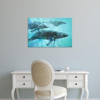 Easy Art Prints Terry Fan's 'Pod' Premium Canvas Art