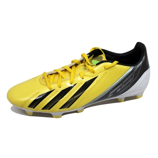 Adidas Men's F10 TRX FG Yellow/Black G65347 Size 9.5