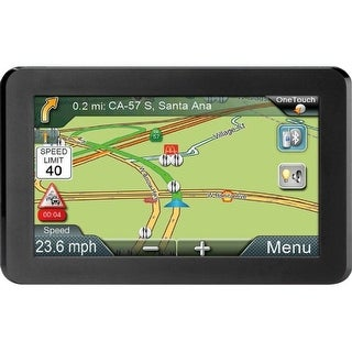 "Magellan RoadMate 9412T-LM Automobile Portable GPS Navigator - 7"" (Refurbished)"
