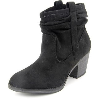 Rocket Dog Scouting Round Toe Synthetic Ankle Boot