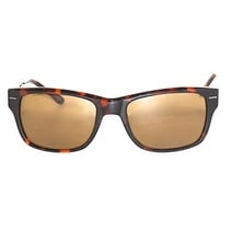 Perry Ellis Mens Demi Plastic Wayfarer Sunglass PE3036 1 - Medium