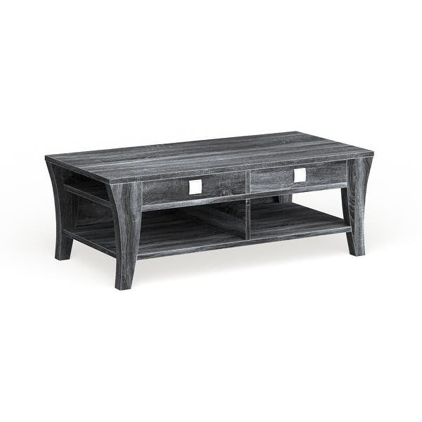 Furniture Of America Werc Contemporary Grey Coffee Table On Sale Overstock 20300759