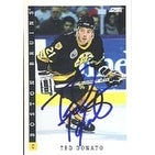 Ted Donato Boston Bruins 1993 Score Autographed Card This item comes with a certificate of authenticity from Autograp