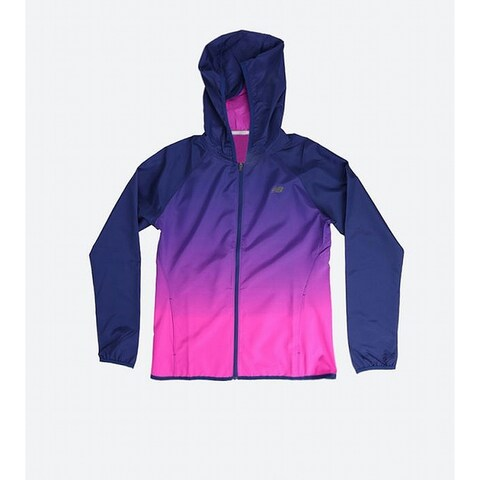 Balance Women's Large Ombre Hooded Jacket