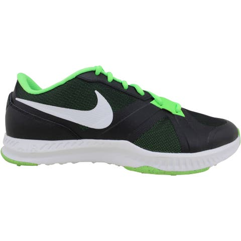 Nike Air Epic Speed TR Black/White-Voltage Green 819003-003 Men's