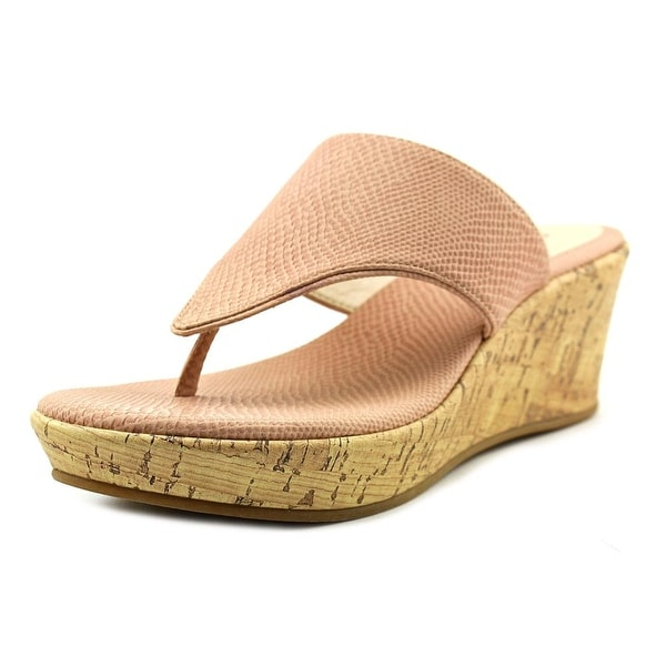 Style & Co Odelia Women Open Toe Synthetic Wedge Sandal