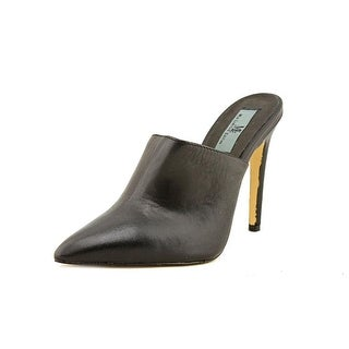 Mia Limited Edition Jethro Women Pointed Toe Leather Mules