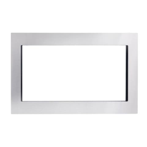 30 in. Stainless Steel Microwave Oven Built-In Trim Kit - 30 in.