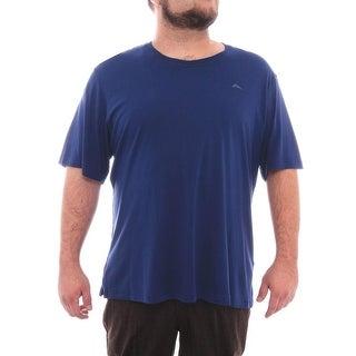 Tommy Bahama Short Sleeve Crew Neck Knit Tee Men Regular Basic T-Shirt