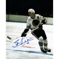 Stan Mikita Chicago Blackhawks Skating Action 8x10 Photo