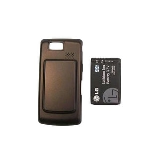 OEM LG Versa VX9600 Extended Battery & Door (Bulk Packaging)