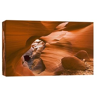 """PTM Images 9-101959  PTM Canvas Collection 8"""" x 10"""" - """"Slot 3"""" Giclee Canyons Art Print on Canvas"""