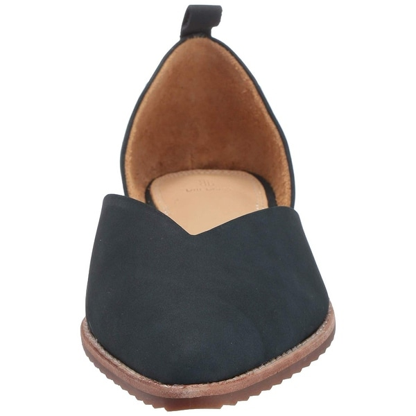 Shoes FSY-N001 Pointed Toe Loafers