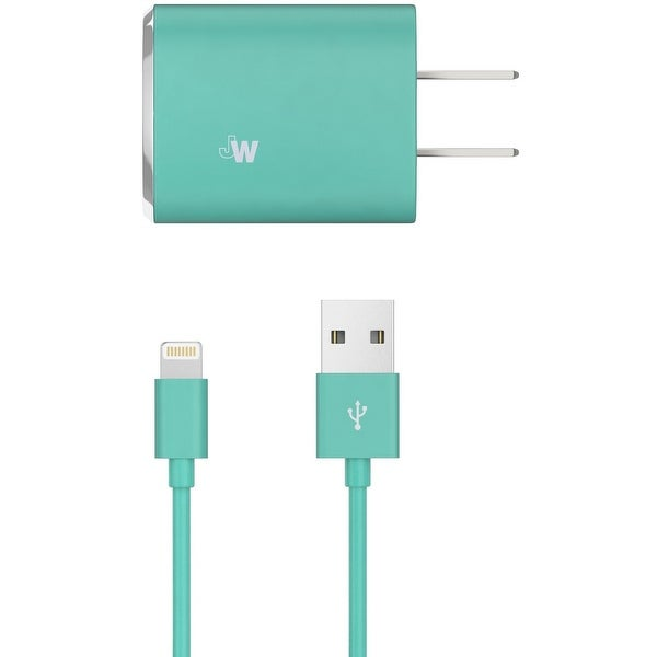 Just Wireless 705954045045 8-Pin Lightning to USB Home Charger - (Refurbished)