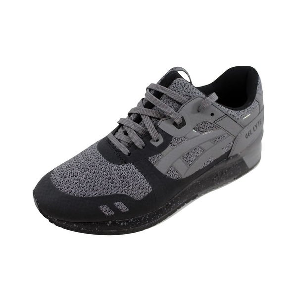 e49934d00e10 Shop Asics Men s Gel Lyte III 3 NS Black Carbon H715N 9097 Size 8 ...