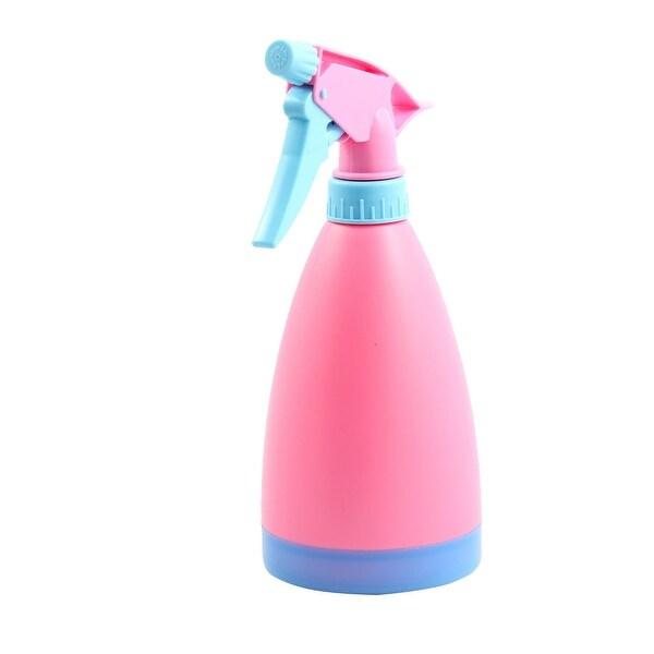 Plastic Nozzle Head Flower Watering Face Moisturizing Trigger Spray Bottle 480ml