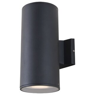 "DVI Lighting DVP115000 Summerside 2 Light 8"" Wide Outdoor Wall Sconce"