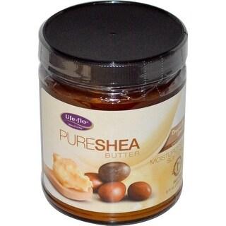 Life Flo Shea Butter Pure 9-ounce