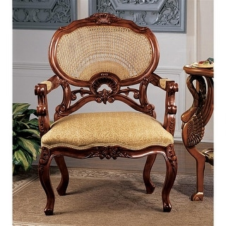 Design Toscano Chateau Marquee Occasional Chair
