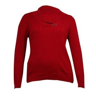 Red Sweaters For Less | Overstock.com - Wrap Yourself In Warmth