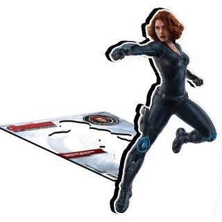 Avengers 2 Black Widow Desktop Standee