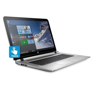 "HP ENVY 17-S017CL 17.3"" Touch Laptop Intel Core i7-6500U 2.5GHz 16GB 1TB W10"
