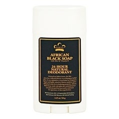 Nubian Heritage Deodorant African Black Soap 2.25-ounce