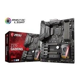 MSI Motherboard Z370 GAMING M5 Intel Z370 ATX 64GB DDR4 PCI Express SATA LAN Retail