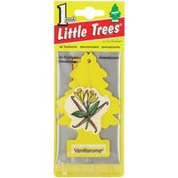 Car-Freshner Vanilla Air Freshener U1P-10105 Unit: CARD