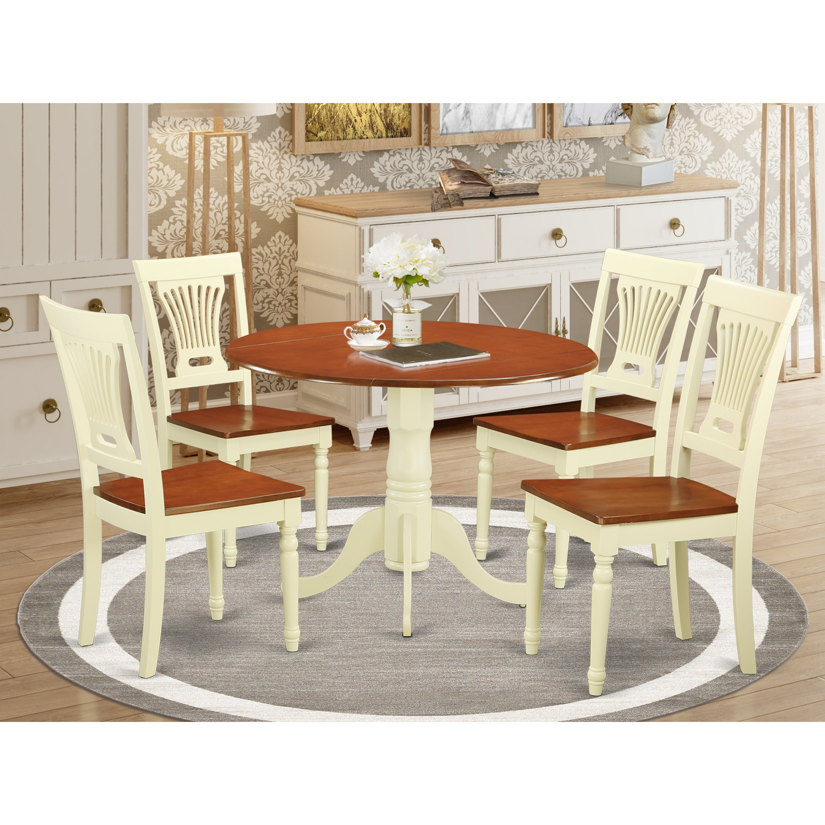Photo White Kitchen Chairs